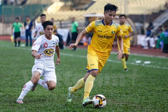 Hàng loạt cầu thủ U23 được hưởng niềm vui trong ngày buồn của Công Phượng và đồng đội - Ảnh 1.
