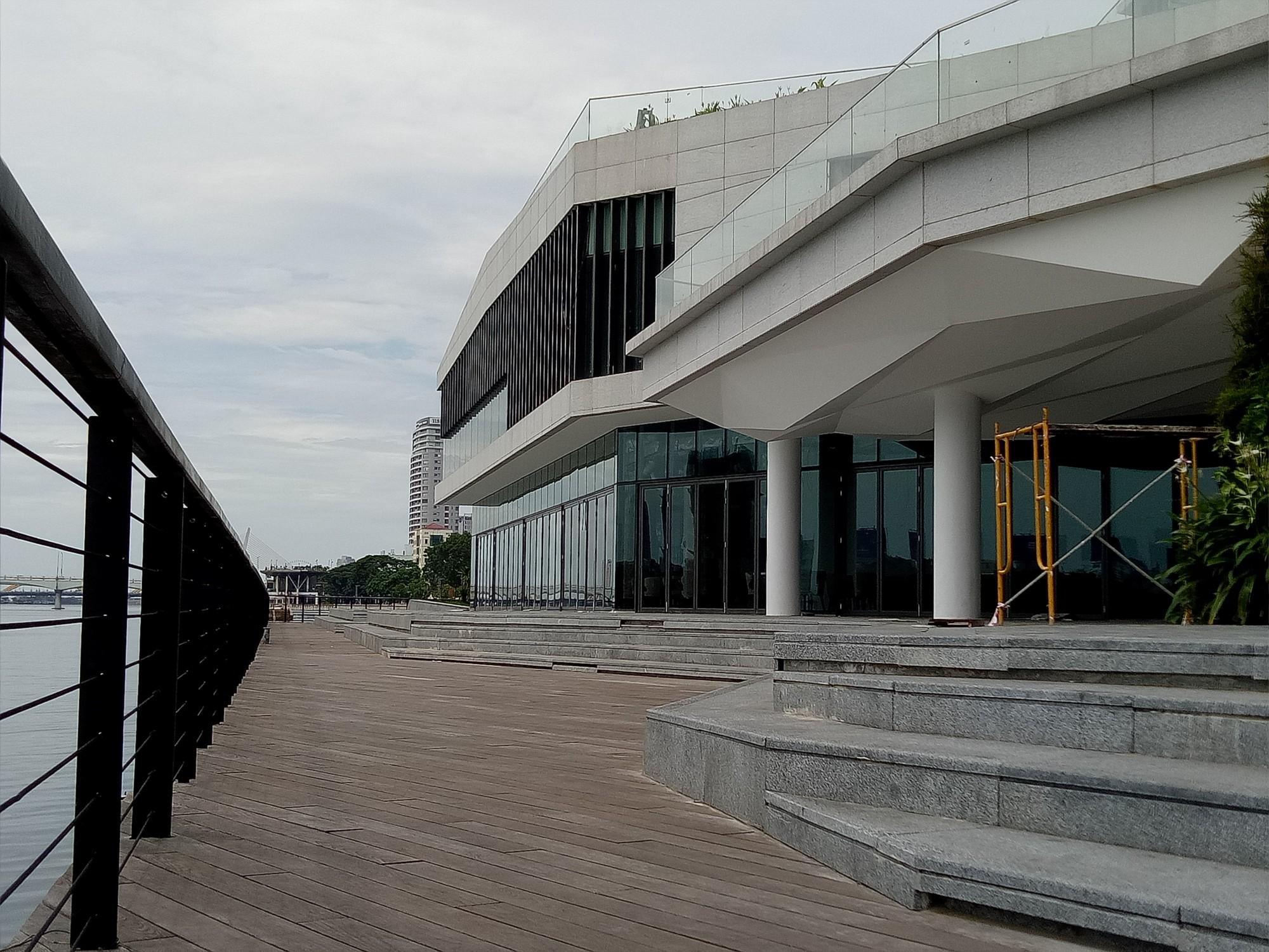 Cận cảnh bến du thuyền của Vũ nhôm bỏ hoang bên sông Hàn - Ảnh 6.
