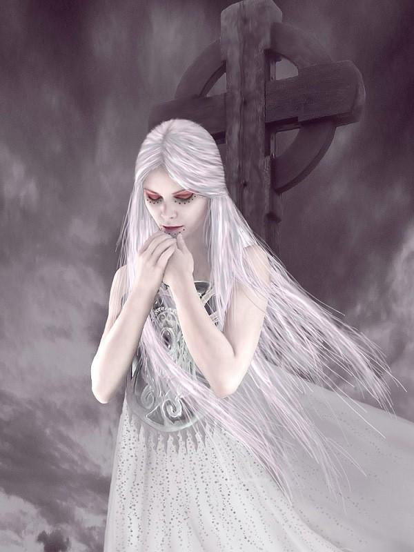 Giai thoại ly kỳ về Nữ thần báo tử ở Ireland khiến con người run sợ - Ảnh 1.