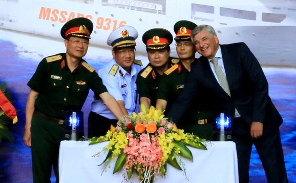 Diplomat: Có gì mới trong tàu cứu hộ tàu ngầm của Việt Nam? - ảnh 1