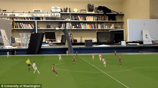 Cả thế giới sẽ cảm thấy siêu phấn khích ví như được xem World Cup bằng khoa học  này - Ảnh 2.