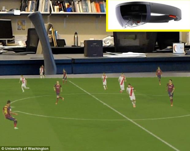 Cả thế giới sẽ cảm thấy siêu phấn khích nếu được xem World Cup bằng khoa học  này - Ảnh 3.