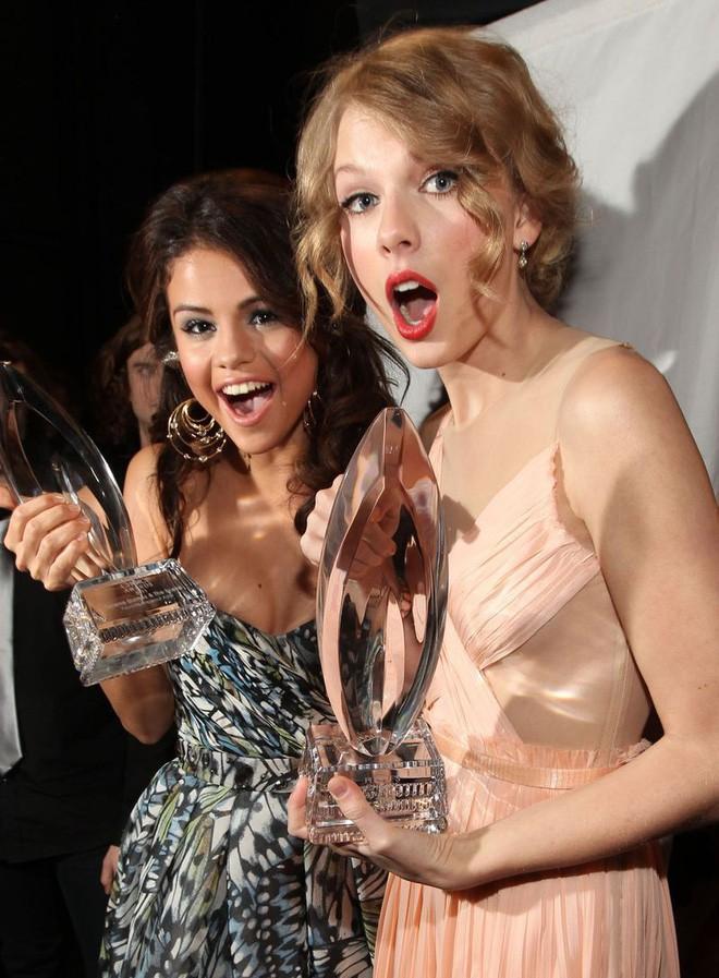 Taylor Swift và Selena Gomez: Tình bạn chân thành suốt 13 năm của hai ngôi sao quyền lực nhất showbiz - Ảnh 7.