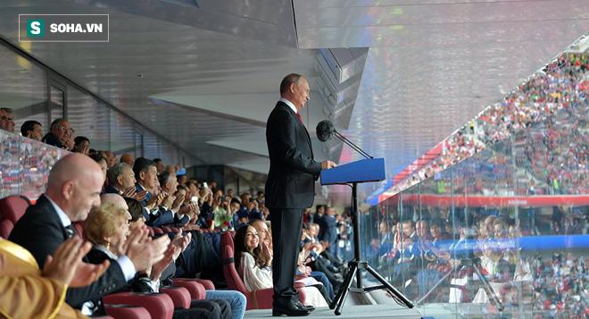 Có gì trong bài phát biểu của tổng thống Putin khiến cả truyền hình VN và Mỹ