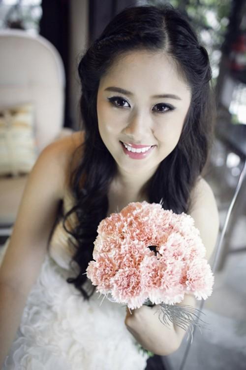 Chân dung con gái cao gần 1m8, có gương mặt xinh như hoa hậu của NSND Hồng Vân - ảnh 6