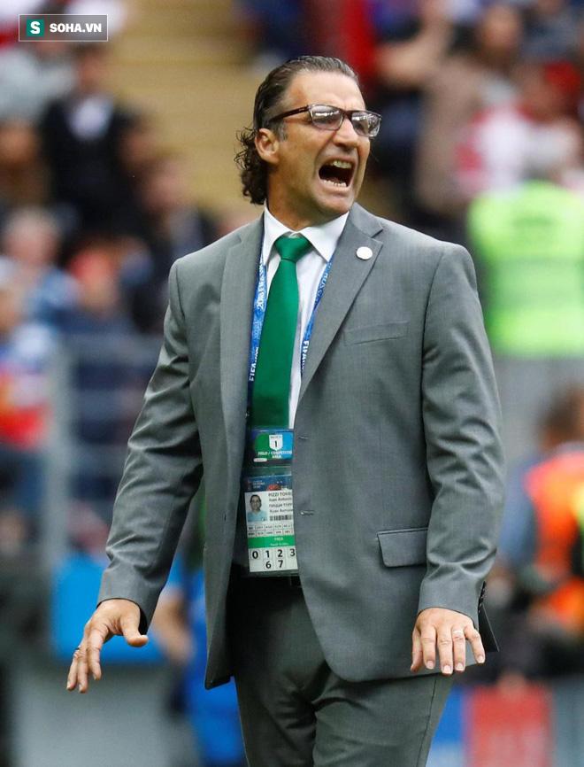 Hoàng tử Saudi Arabia giận 'tím mặt' vì đội nhà thảm bại trước Nga tại World Cup 1