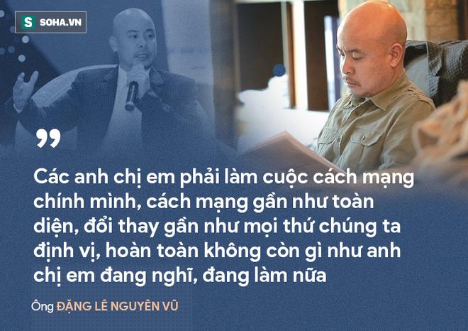 Ông Đặng Lê Nguyên Vũ bất ngờ tái xuất hiện trong phần lễ đậm đặc không khí tâm linh - Ảnh 5.