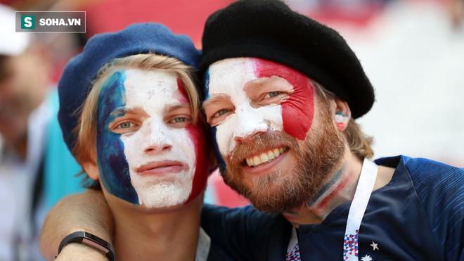 Cần đến 2 'người bạn', Pogba mới giúp tuyển Pháp vật vã bước qua nổi trận khai màn 6