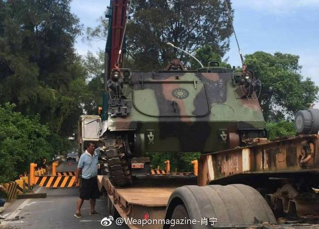 Huấn luyện yếu kém, xe tăng - thiết giáp Đài Loan liên tiếp gặp nạn 2