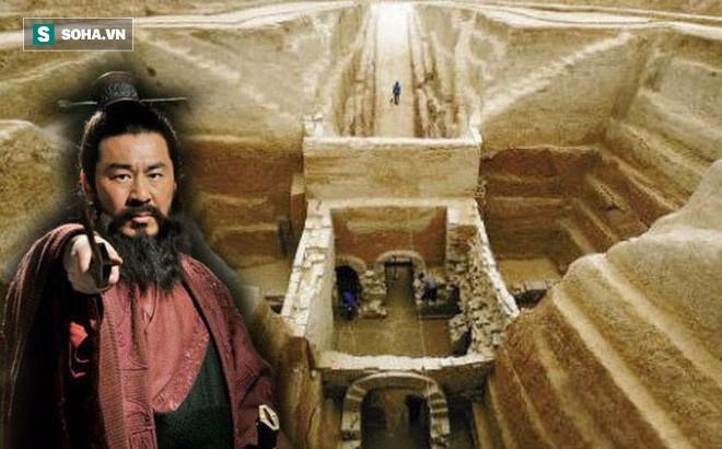 Ngôi mộ nguy hiểm nhất thiên hạ ở TQ, gần trăm tên trộm mò vào nhưng không tìm được lối ra - Ảnh 2.