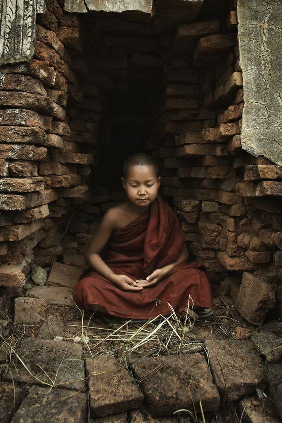Lên chùa nhờ cởi trói, vị hòa thượng chỉ nói 1 câu, đệ tử lập tức thấy mình được giải thoát - Ảnh 2.