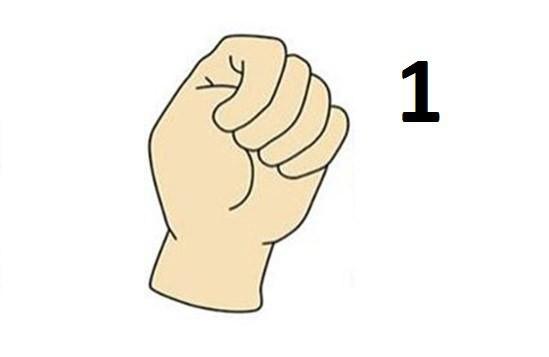 Bạn là người thế nào, yêu đương ra sao, hãy cho tôi xem cách nắm tay của bạn - Ảnh 1.