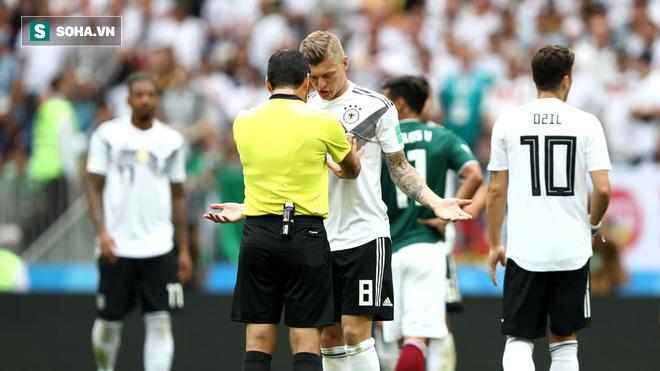 World Cup 2018: ĐT Đức bị
