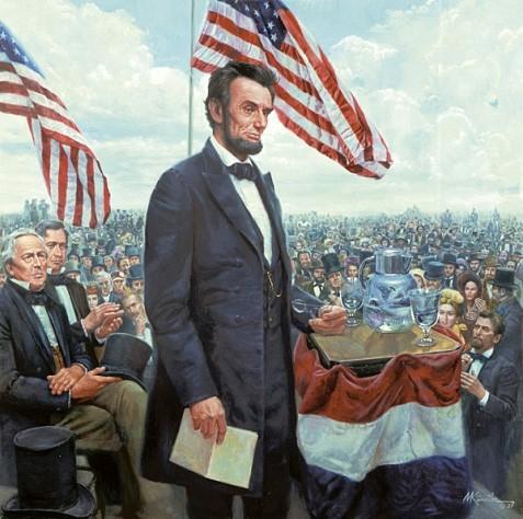 Sự hài hước đầy bản lĩnh của Lincohn và nguyên tắc ưu tiên tuyển dụng đáng nể của người Mỹ - Ảnh 2.