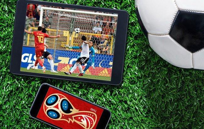 3.000 đồng mua gói cước xem World Cup 2018: Nhà mạng đang chạy đua siêu khuyến mãi - Ảnh 1.