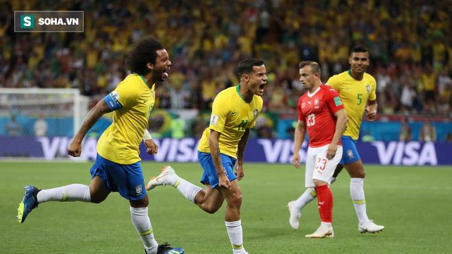 Tự ru ngủ chính mình, Brazil gây thất vọng não nề ngày ra mắt 1