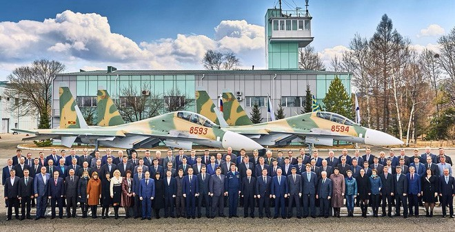 Báo cáo World Air Forces 2018: Không quân Hải quân và Không quân Việt Nam có gì mới? - Ảnh 4.