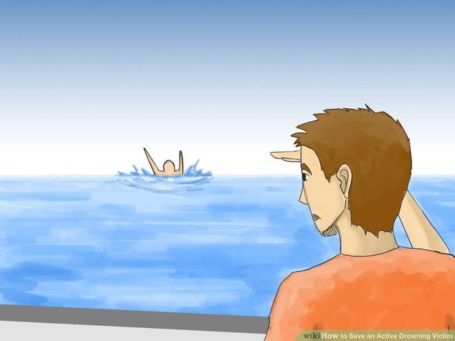 Phòng chống đuối nước: Những điều mà ngay cả người biết bơi cũng cần nắm chắc để sống sót khi đi bơi - Ảnh 4.