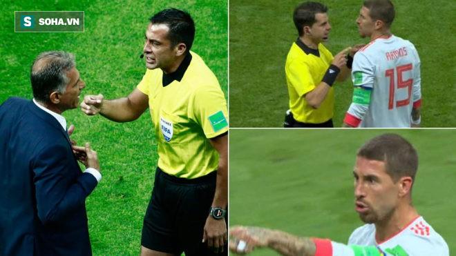 Sau màn đấu khẩu với HLV Iran, Ramos có nhận xét bất ngờ về Messi - Ảnh 1.