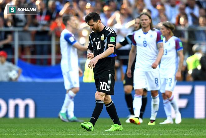 Trời của Messi, đất của Messi, chả trách Argentina luôn gây thất vọng 1