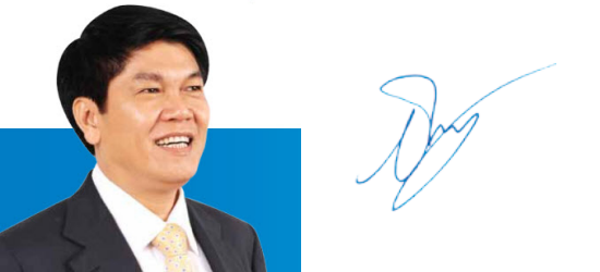 Xem chữ ký đáng giá nghìn tỷ của các doanh nhân quyền lực trên thương trường Việt - Ảnh 4.