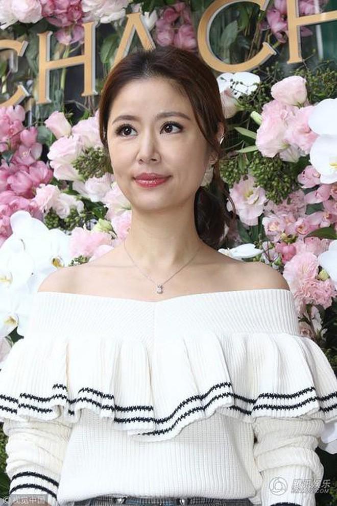 4 bà mẹ nổi tiếng của làng giải trí Hoa Ngữ: Xinh đẹp là thế nhưng cũng nhiều lần nhan sắc khác lạ đến không nhận ra - ảnh 6