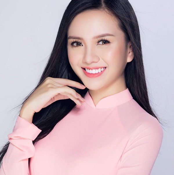 """Cô em gái gợi cảm, là ứng viên Hoa hậu Việt Nam của """"Nữ hoàng sắc đẹp"""" Vũ Hoàng Điệp - Ảnh 6."""