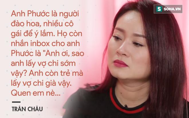 Vợ hơn 8 tuổi của Duy Phước: Nhiều cô nhắn cho Phước nói anh trẻ mà lấy vợ chi già vậy? - Ảnh 4.