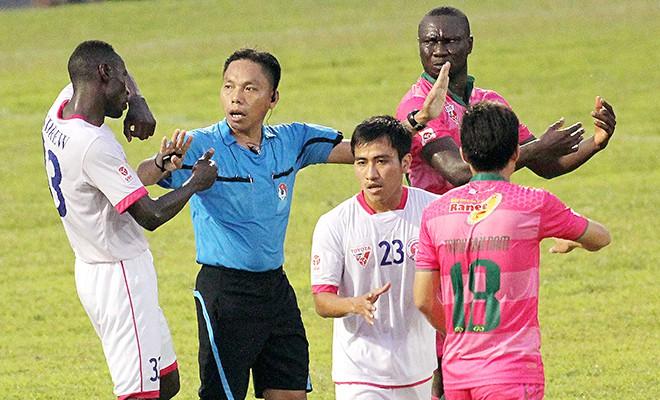 Trọng tài Việt Nam mong công nghệ VAR tại World Cup 2018 được áp dụng ở V.League 2