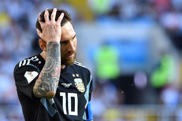 Messi nhận món quà đặc biệt trước cuộc chiến sống còn 3