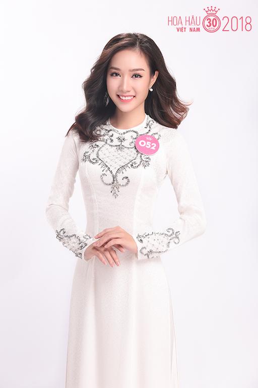 Dàn người đẹp lọt vào chung kết Hoa hậu Việt Nam 2018: Từ mới toanh đến Hoa khôi, con nhà nòi có tiếng trong showbiz - Ảnh 1.