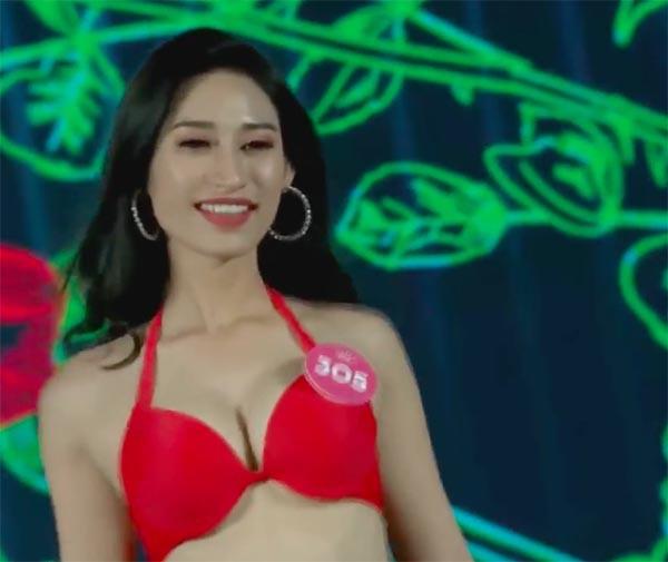 NÓNG: Phát hiện lỗi sai khó tin về 5 người đẹp thi bikini Chung khảo phía Nam Hoa hậu Việt Nam - Ảnh 20.