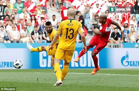 Sau cú volley thần sầu kết liễu Australia, Peru rời World Cup trong vô vàn tiếc nuối - Ảnh 1.