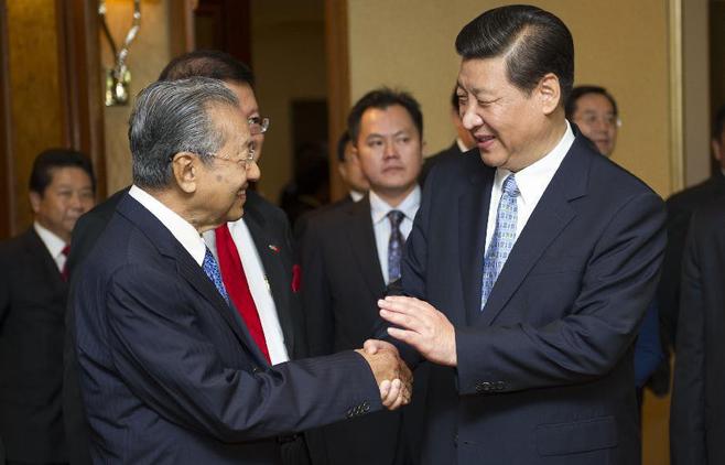 Thủ tướng Malaysia: Trung Quốc thì có gì phải sợ - Ảnh 3.