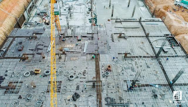 Những hình ảnh mới nhất về Dự án Bến xe miền Đông mới 4.000 tỷ đồng làm mãi không xong  - Ảnh 5.