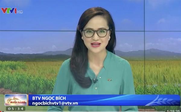 Nữ MC thời tiết xinh đẹp, dũng cảm nhất nhì VTV giờ ra sao? 2