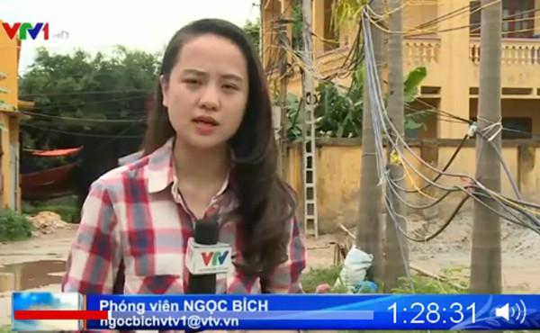 Nữ MC thời tiết xinh đẹp, dũng cảm nhất nhì VTV giờ ra sao? 5