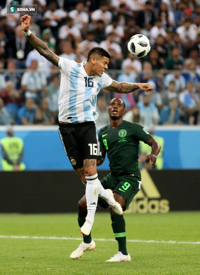 Rojo: Phút 76 bị cả Argentina nguyền rủa, phút 86 thay Messi đóng vai anh hùng dân tộc - Ảnh 1.