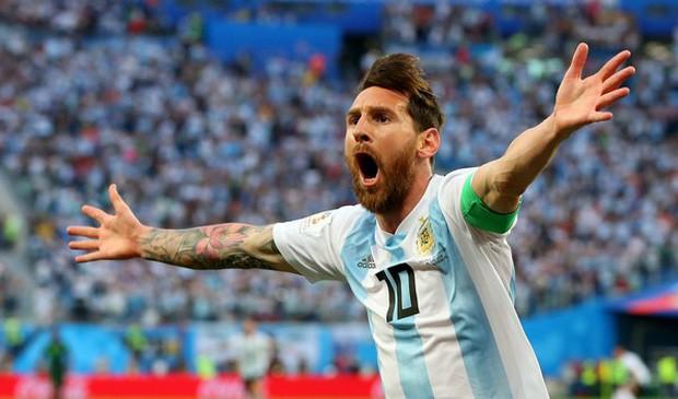 Giải mã bàn thắng thiên tài của Messi: 3 chạm hoàn hảo ở tốc độ 34 km/h 1