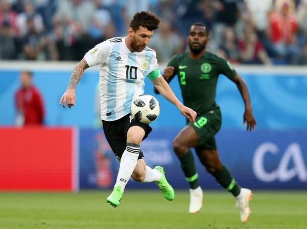 Giải mã bàn thắng thiên tài của Messi: 3 chạm hoàn hảo ở tốc độ 34 km/h 2