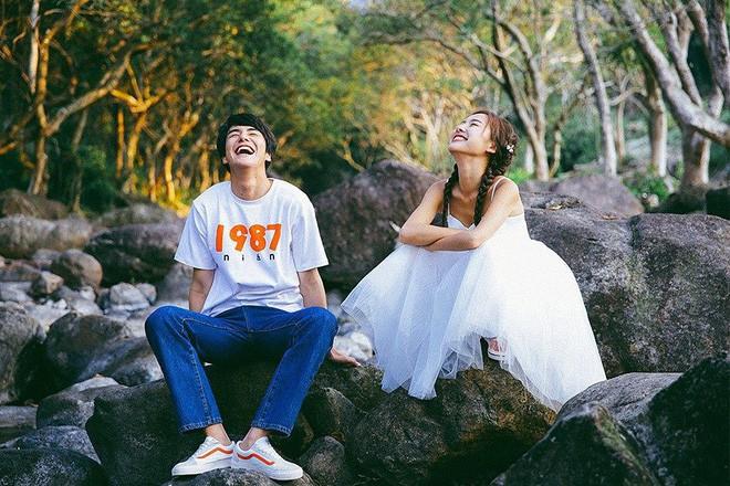 Bộ ảnh cưới đẹp mê đang khuấy đảo MXH: Thần thái quá đỗi tự nhiên, tình và mãn nguyện  - Ảnh 11.
