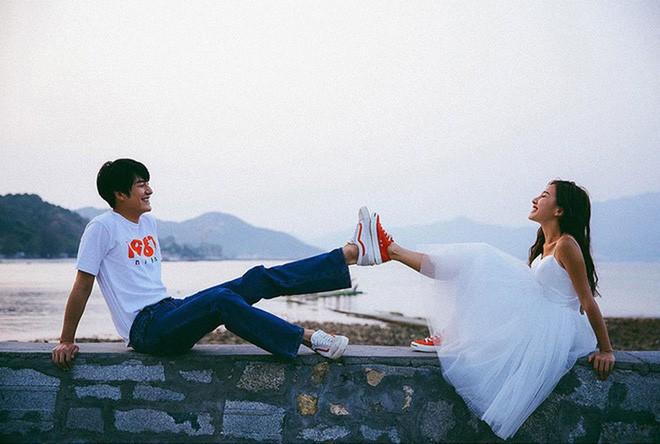 Bộ ảnh cưới đẹp mê đang khuấy đảo MXH: Thần thái quá đỗi tự nhiên, tình và mãn nguyện  - Ảnh 15.