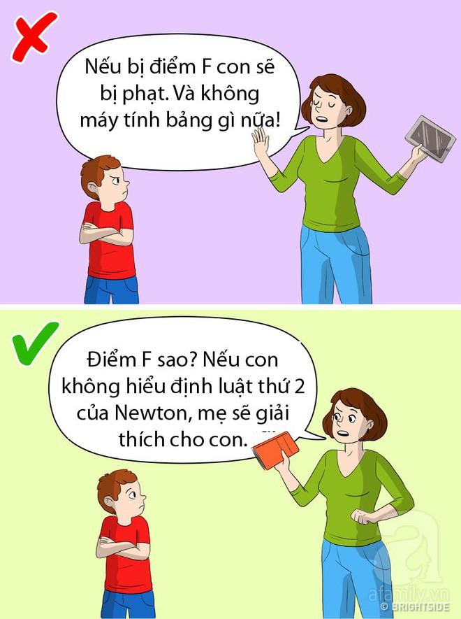 Chuyên gia chỉ ra 8 cách dạy con đã lỗi thời, cha mẹ nên thay đổi ngay - Ảnh 5.