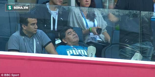 Maradona nổi điên với tin mình đã chết, treo thưởng đống tiền tìm kẻ