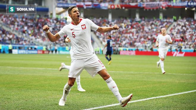 Nhật Bản giành vé vào vòng 1/8 nhờ điều luật lần đầu được sử dụng trong lịch sử World Cup - Ảnh 1.