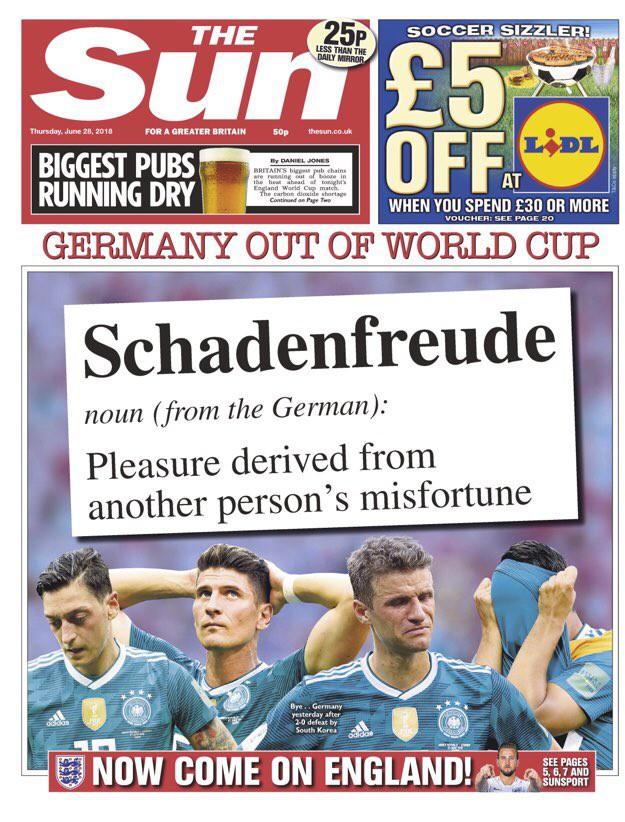 Báo chí quốc tế chấn động khi Đức thảm bại: 'Sự kết thúc của thế giới chúng ta từng biết' 5