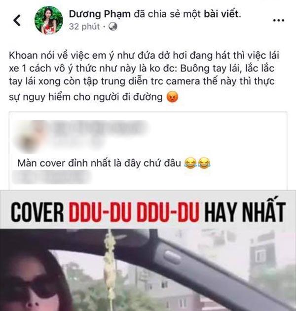 Vợ Minh Tiệp, bạn gái Hoài Lâm khó chịu vì hành động lái xe liều lĩnh của Nam Em - Ảnh 2.