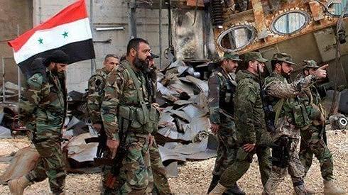 """Quân đội Syria ra đòn """"vũ bão"""" tại biên giới, Israel và Jordan lo sợ"""
