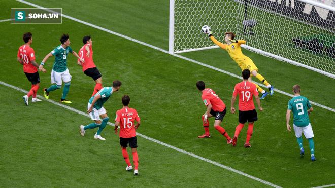 Người nhện tiễn ĐT Đức khỏi World Cup từng bị Văn Toàn sút tung lưới - Ảnh 1.