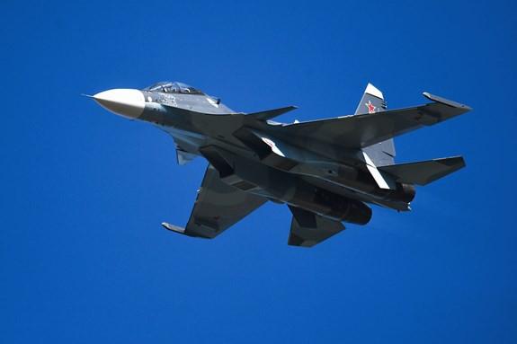 Chiêm ngưỡng 10 máy bay nhanh nhất của Không quân-Vũ trụ Nga - Ảnh 6.